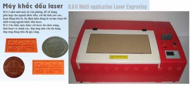 Khắc Dấu Bằng Công Nghệ Laser!